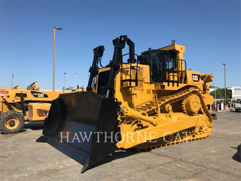 Caterpillar D10T2, Crawler dozers, Construction