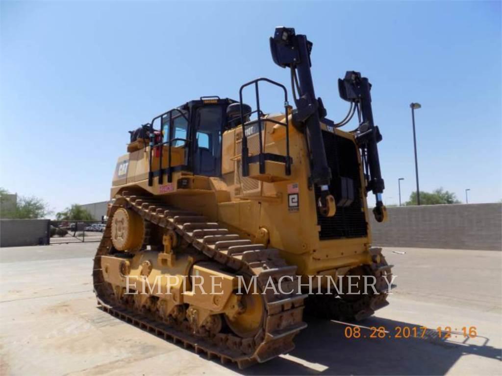 Caterpillar D10T2, Spycharki, Sprzęt budowlany