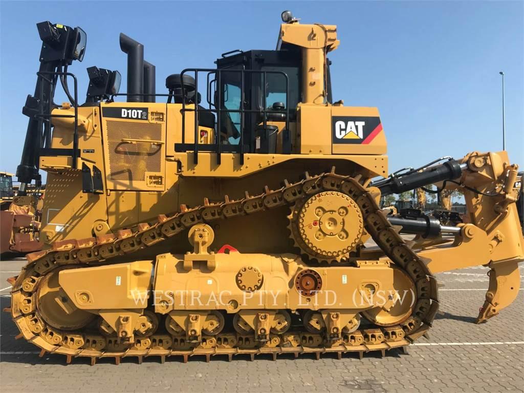 Caterpillar D10T2LRC, Bulldozers, Construcción