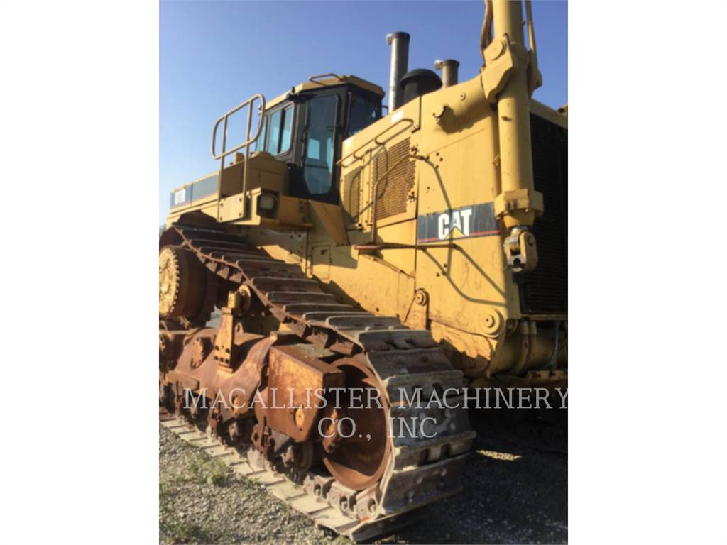 Caterpillar D11R, Bulldozer, Équipement De Construction