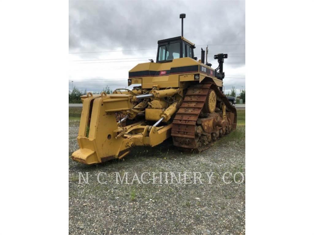 Caterpillar D11R, Tratores de rastos, Equipamentos Construção