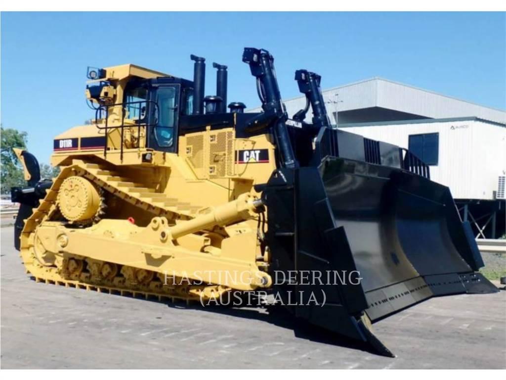 Caterpillar D11R, Bulldozers, Construcción