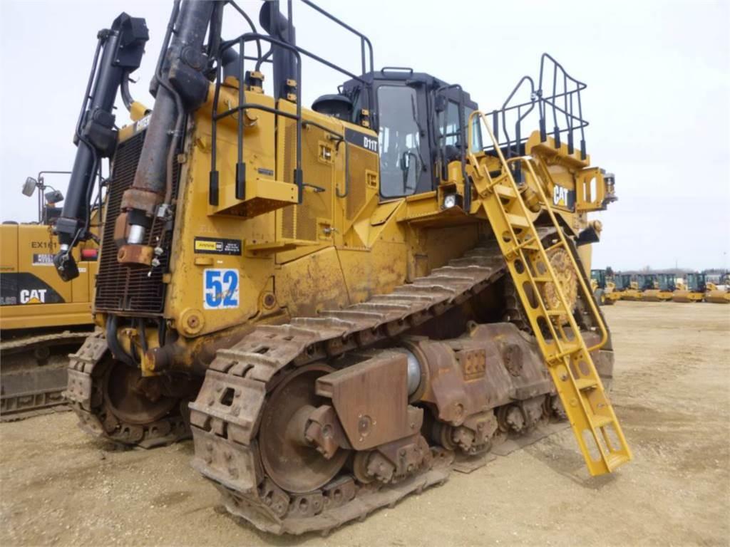 Caterpillar D11T - Dozers - Construction - CATERPILLAR WORLDWIDE