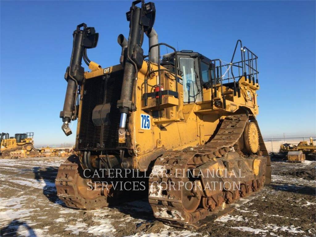 Caterpillar D11T, Tratores de rastos, Equipamentos Construção