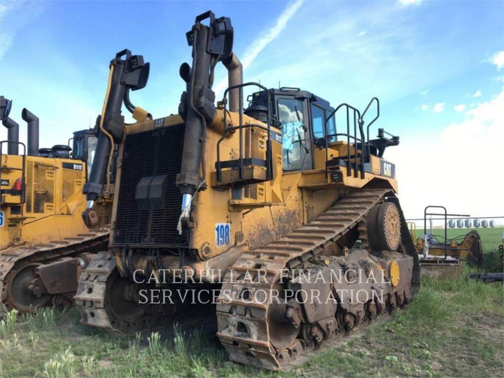 Caterpillar D11T, Crawler dozers, Construction
