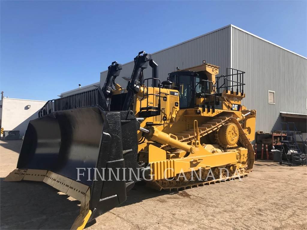 Caterpillar D11T, Bouteurs sur chenilles, Équipement De Construction