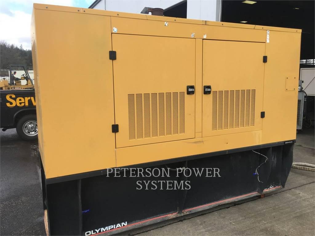 Caterpillar D200P3, Stationäre Stromaggregate, Bau-Und Bergbauausrüstung