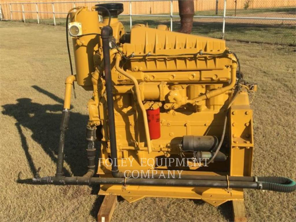 Caterpillar D3306, Industrial engines, Construction