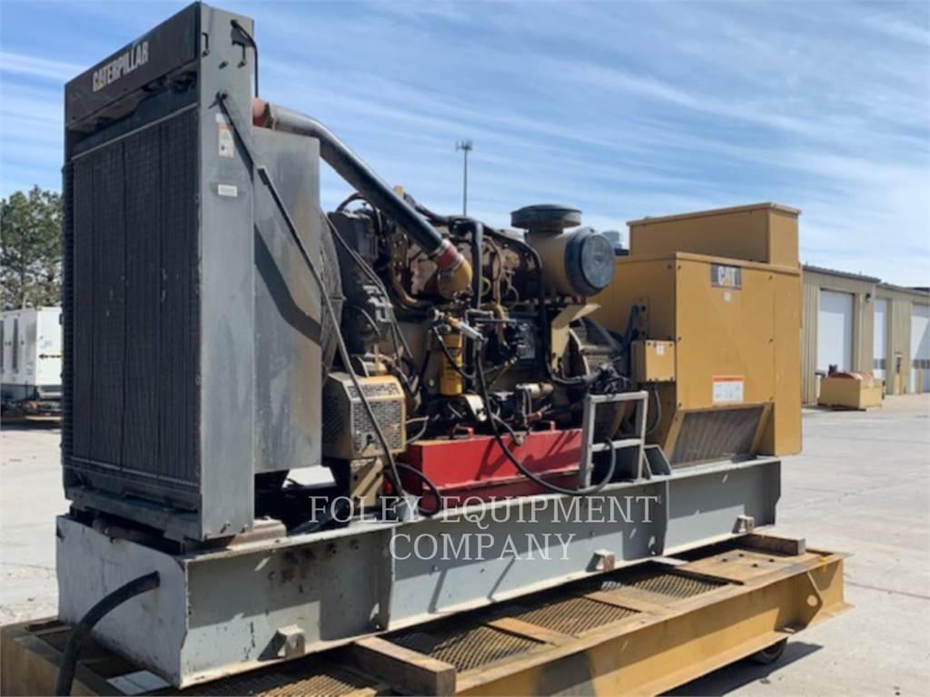 Caterpillar D3456EP, стационарные генераторные установки, Строительное