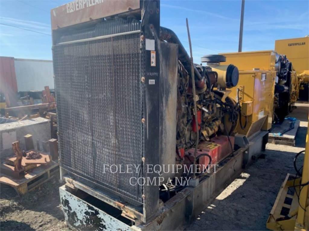 Caterpillar D3456EPCOR, стационарные генераторные установки, Строительное