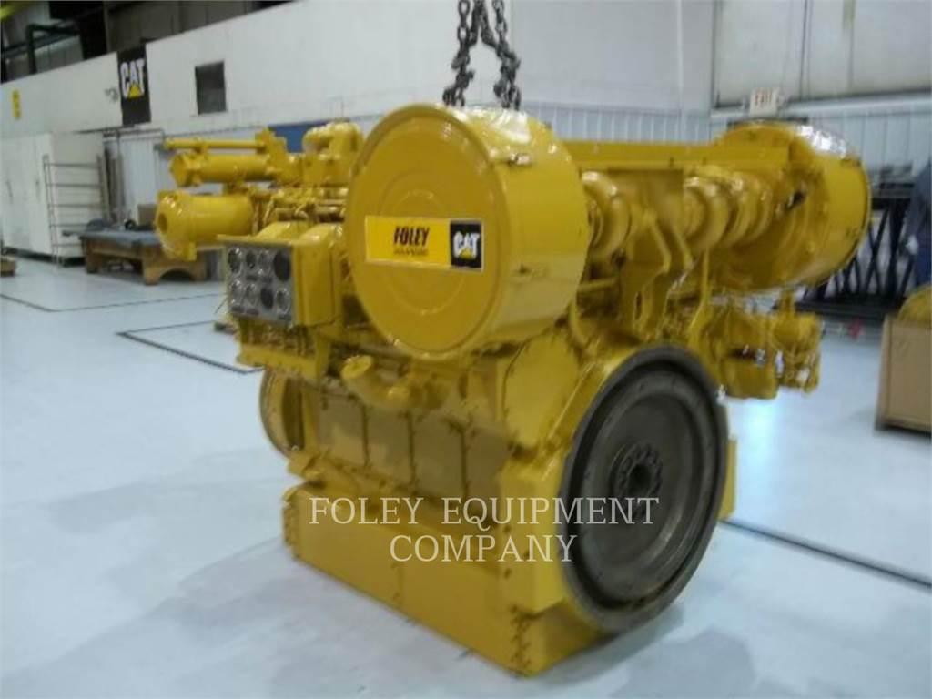 Caterpillar D3508MUIIN, Silniki przemysłowe, Sprzęt budowlany