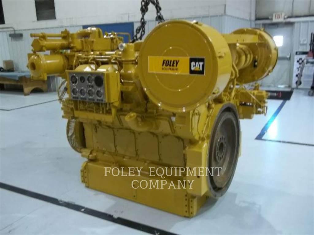 Caterpillar D3508MUIIN, Industrial engines, Constructii