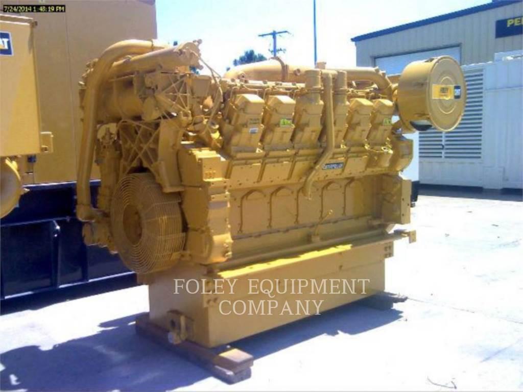 Caterpillar D3512IN, Industrial engines, Construction