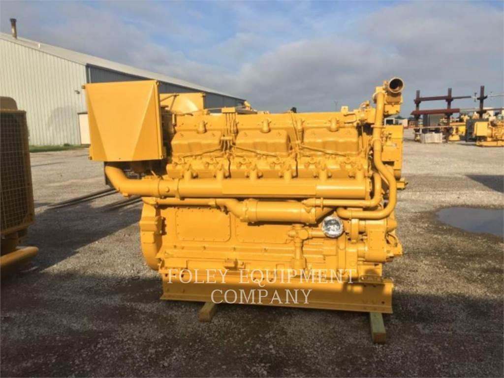 Caterpillar D398BIN, Motores industriais, Equipamentos Construção