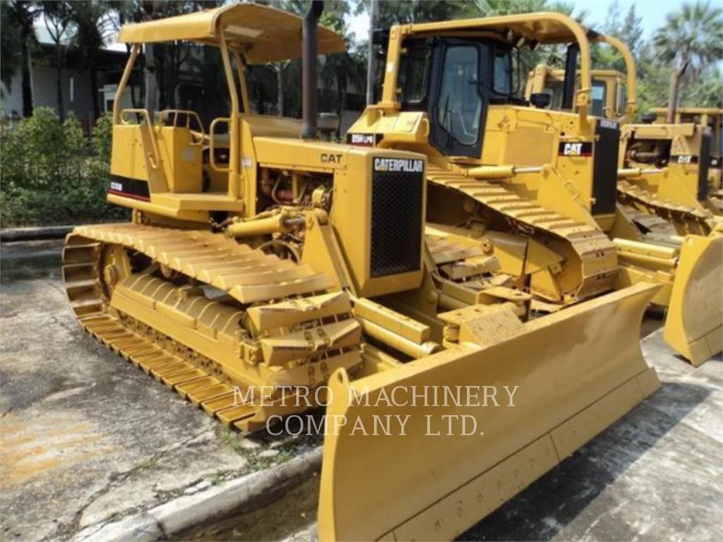 Caterpillar D3BLGP, Dozers, Construction