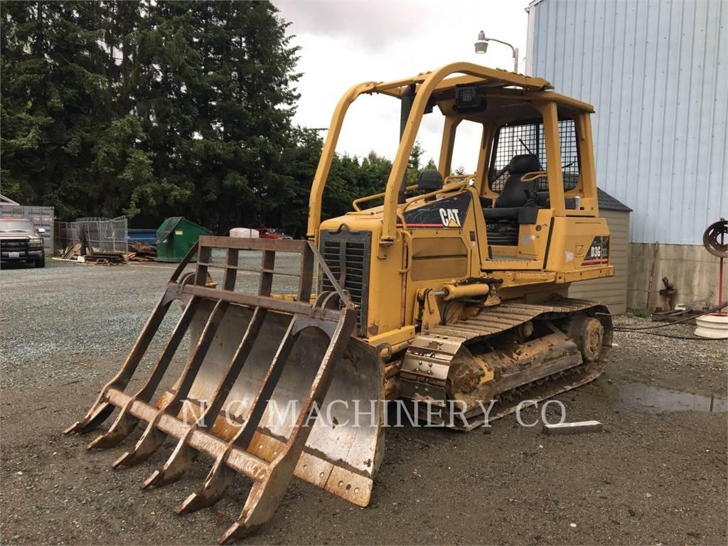Caterpillar D3G XL, Dozers, Construction