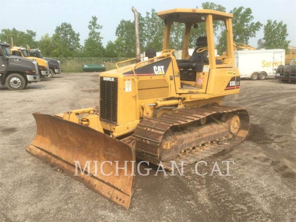 Caterpillar D3GLGP, Bulldozer, Équipement De Construction