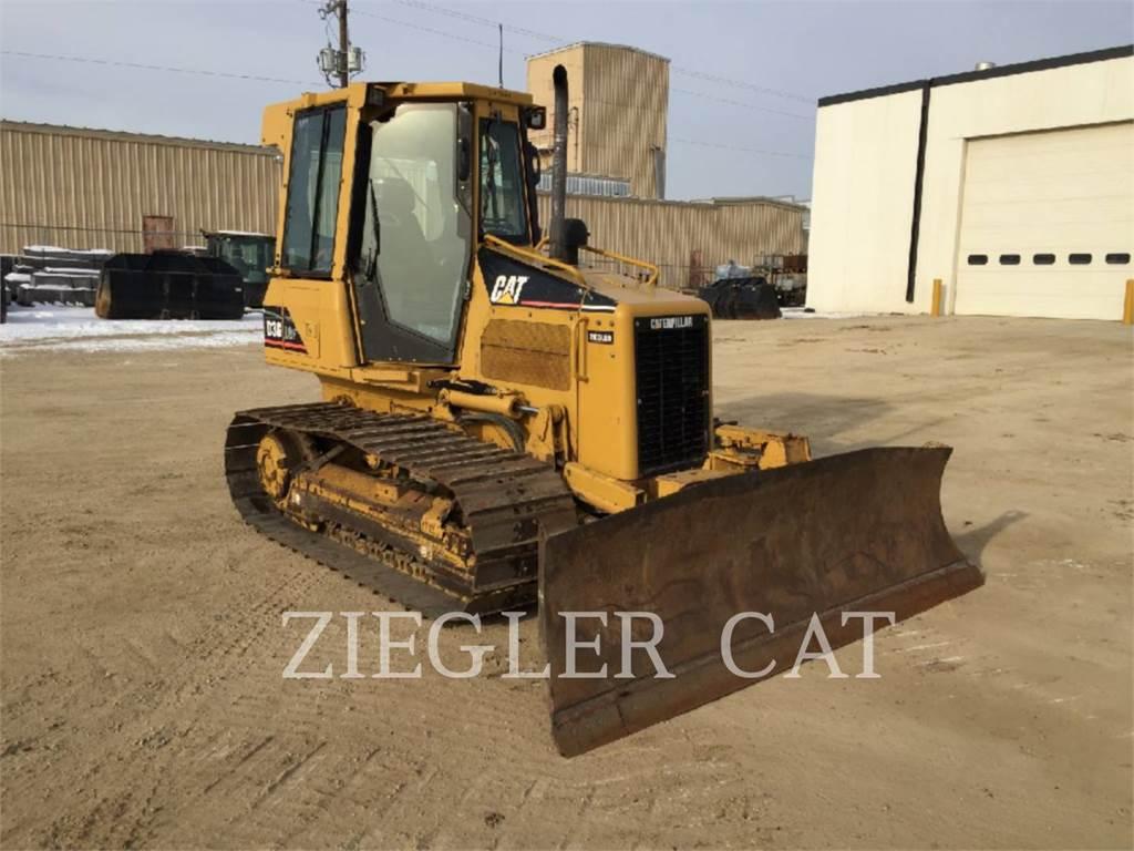 Caterpillar D3GLGP, Dozers, Construction