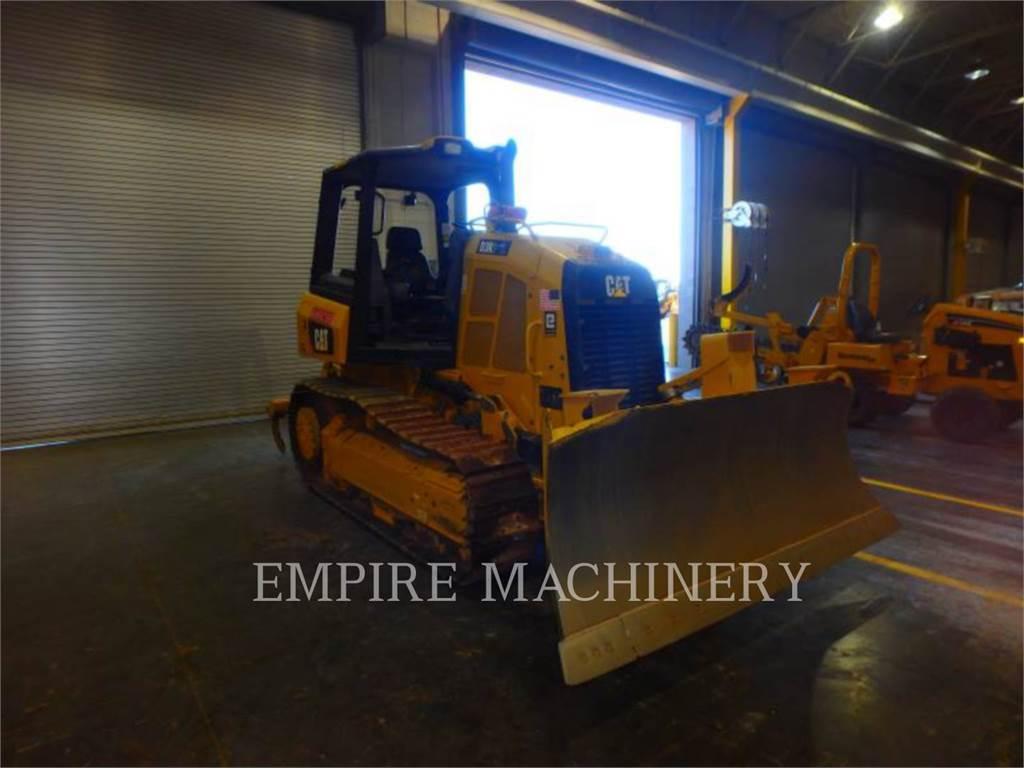Caterpillar D3K2, Bulldozer, Équipement De Construction