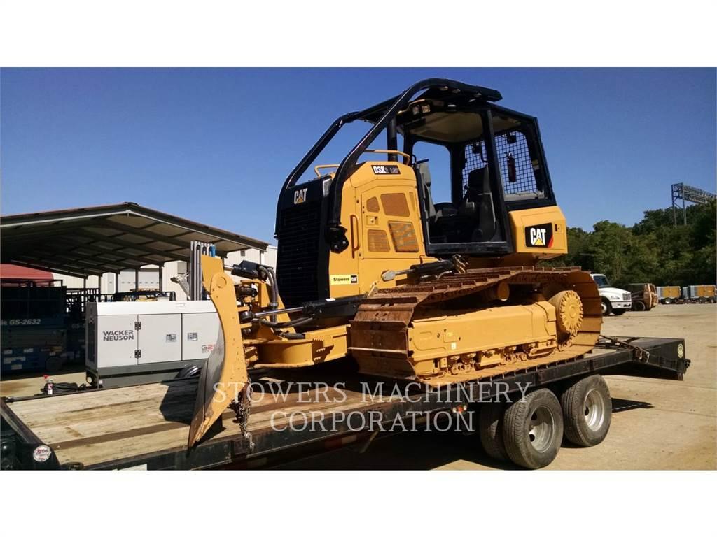 Caterpillar D3K2 LGP, Buldozere, Constructii