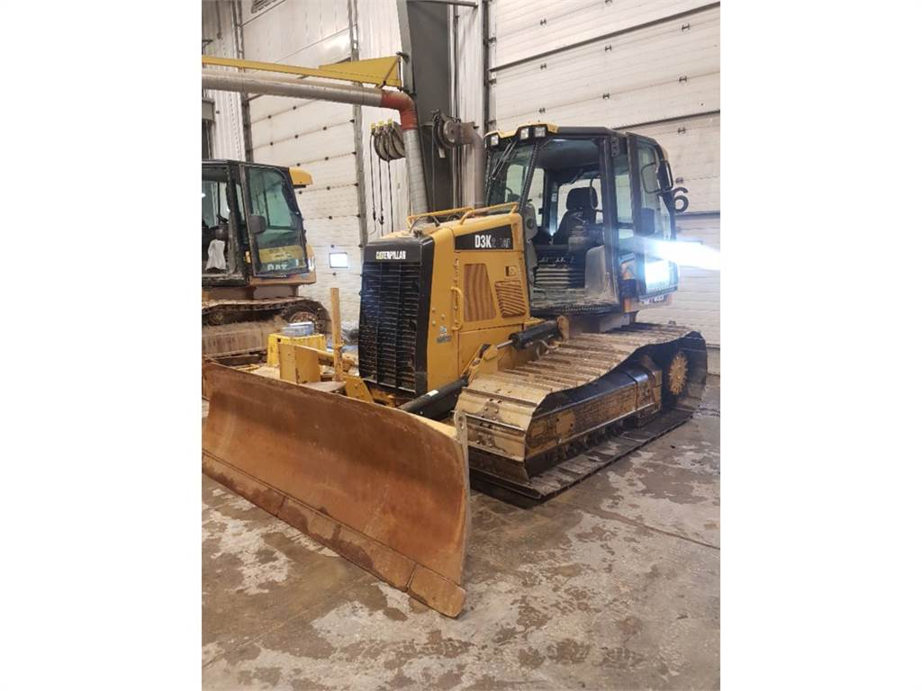 Caterpillar D3K2LGP, Dozers, Construction