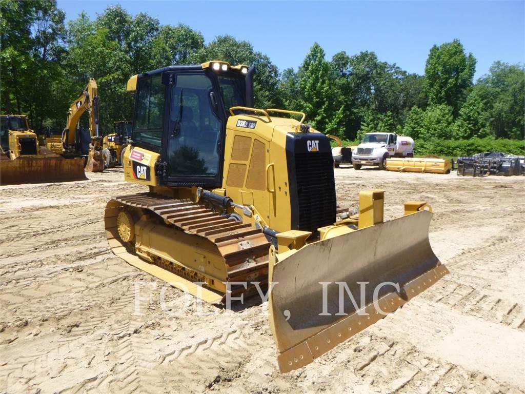 Caterpillar D3K2LGP, Dozers, Construction