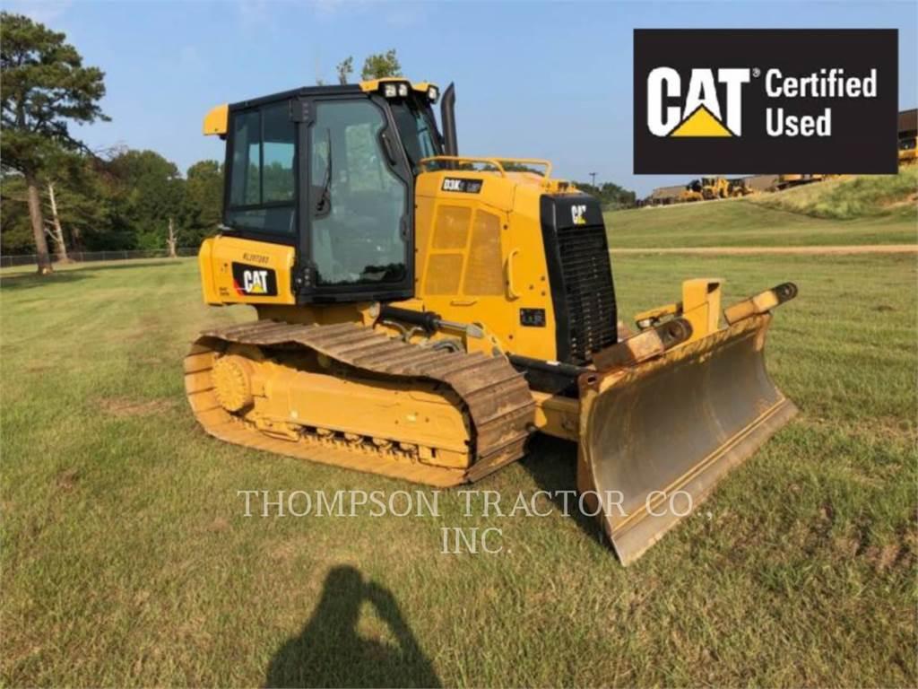 Caterpillar D3K2LGP, Bulldozers, Construcción