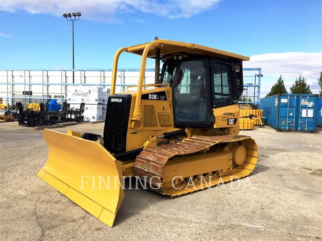 Caterpillar D3K2SLGP, Planierraupen, Bau-Und Bergbauausrüstung