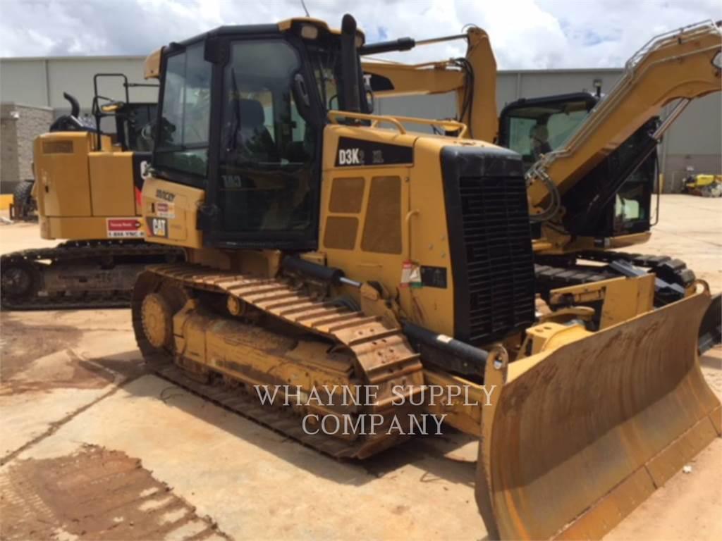 Caterpillar D3K2XL, Bulldozers, Construcción