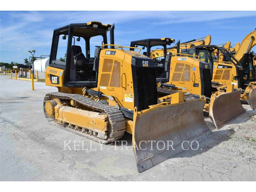 Caterpillar D3K2XL, Bulldozers, Bouw