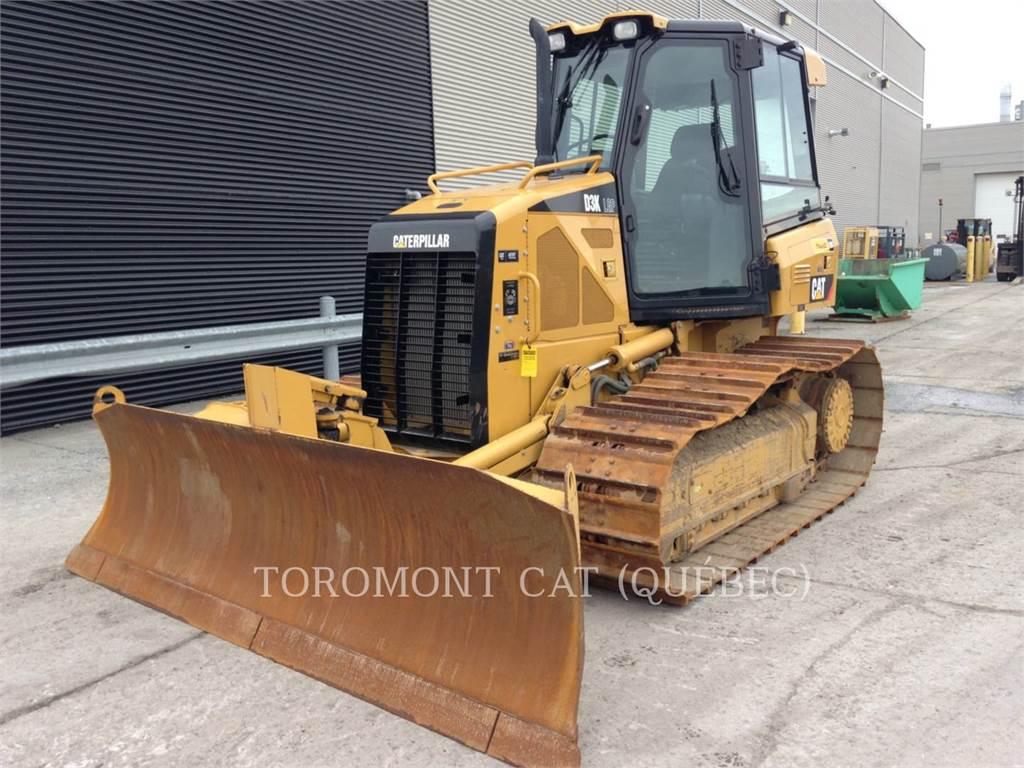 Caterpillar D3KLGP, Dozers, Construction
