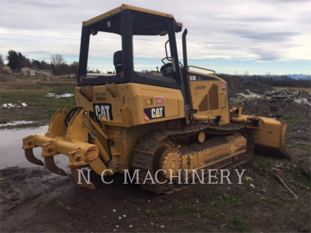 Caterpillar D3KXL, Dozers, Construction