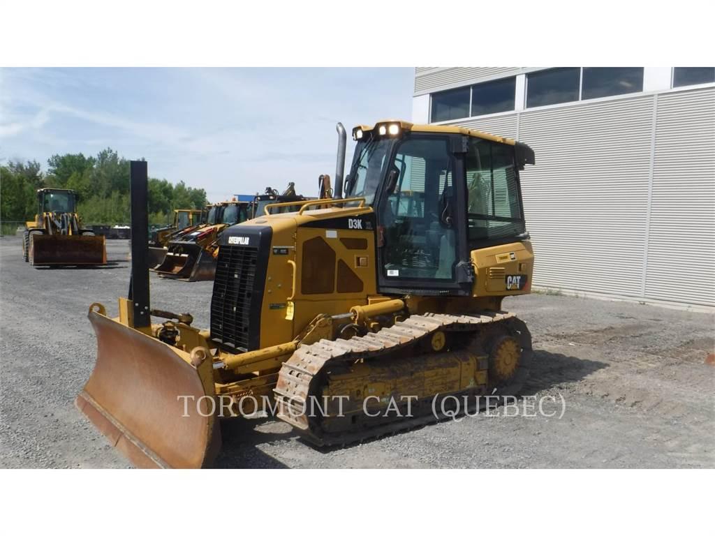 Caterpillar D3KXL, Dozers, Construction