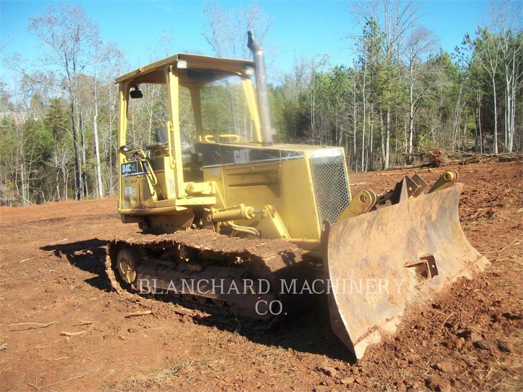 Caterpillar D4CIIIXL, Dozers, Construction