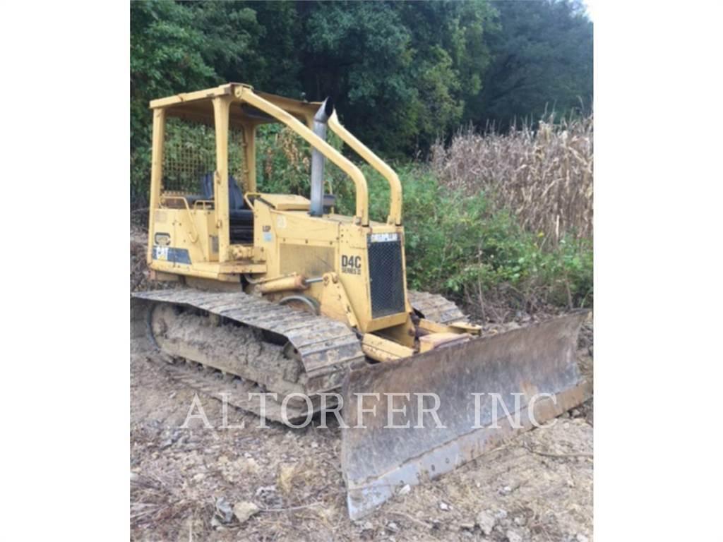 Caterpillar D4CIILGP, Bulldozers, Construcción