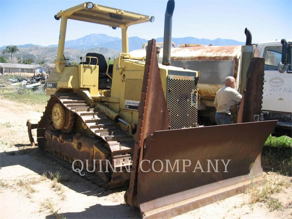 Caterpillar D4H, Dozers, Construction