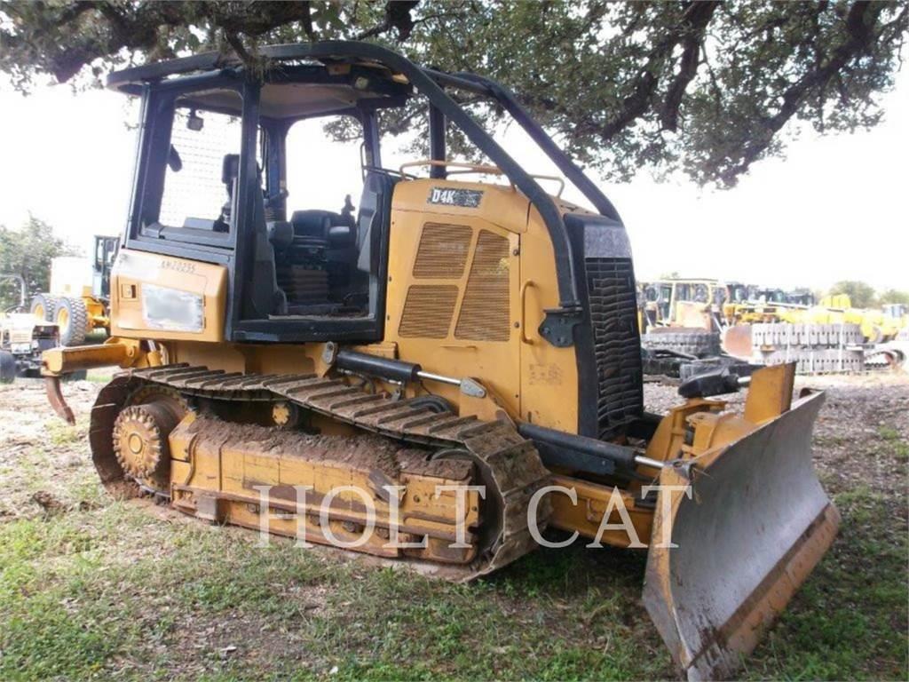 Caterpillar D4K, Dozers, Construction