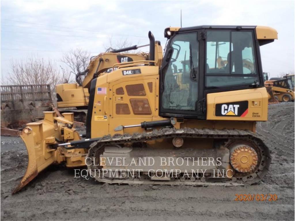 Caterpillar D4K XL, Bulldozer, Attrezzature Da Costruzione
