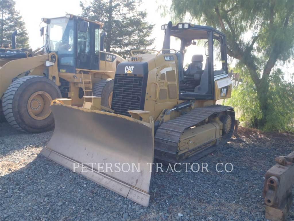 Caterpillar D4K2 HRC, Spycharki, Sprzęt budowlany