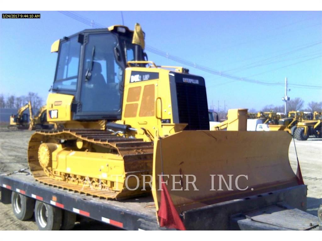 Caterpillar D4K2 LGP, Planierraupen, Bau-Und Bergbauausrüstung