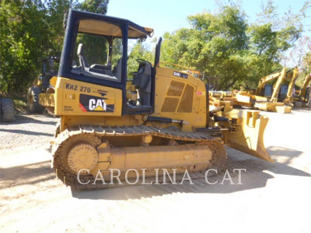 Caterpillar D4K2 LGP, Bulldozers, Attrezzature Da Costruzione
