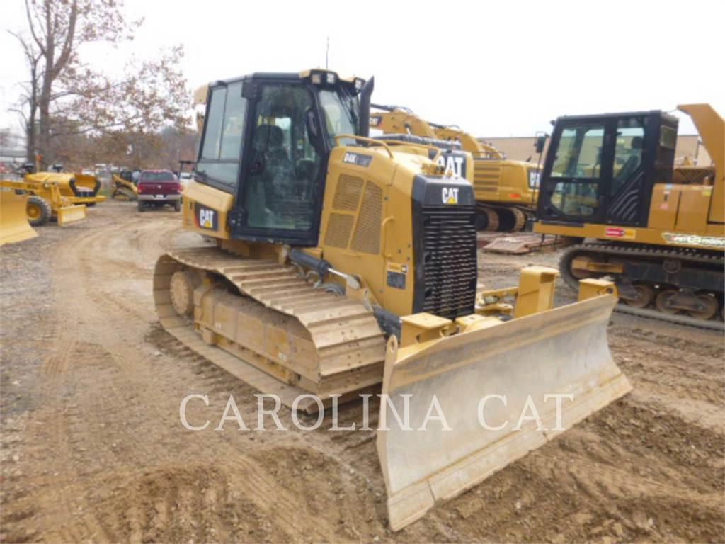 Caterpillar D4K2 LGPCB, Dozers, Construction