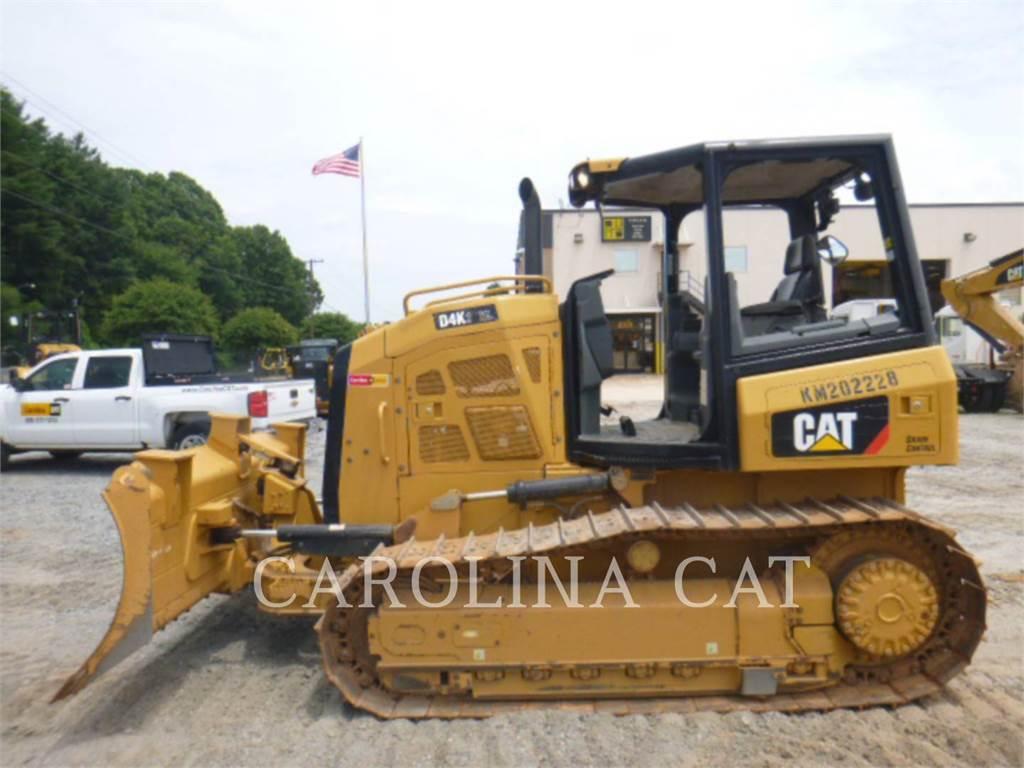 Caterpillar D4K2 XL, Bouteurs sur chenilles, Équipement De Construction
