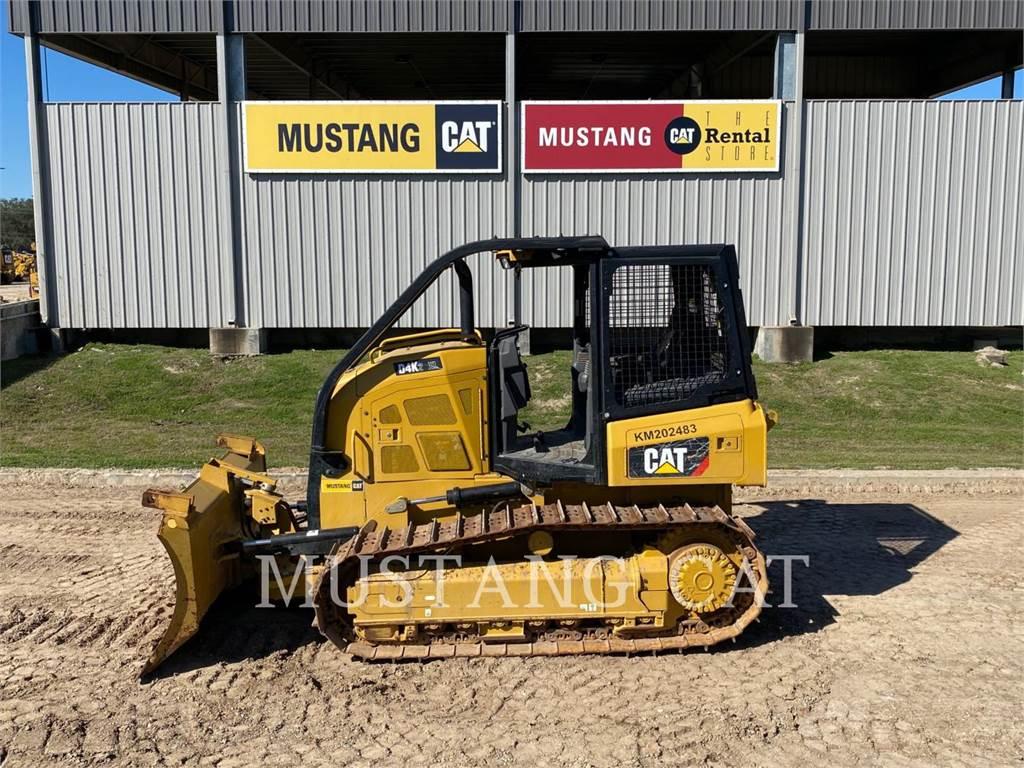 Caterpillar D4K2 XL OR, Dozers, Construction