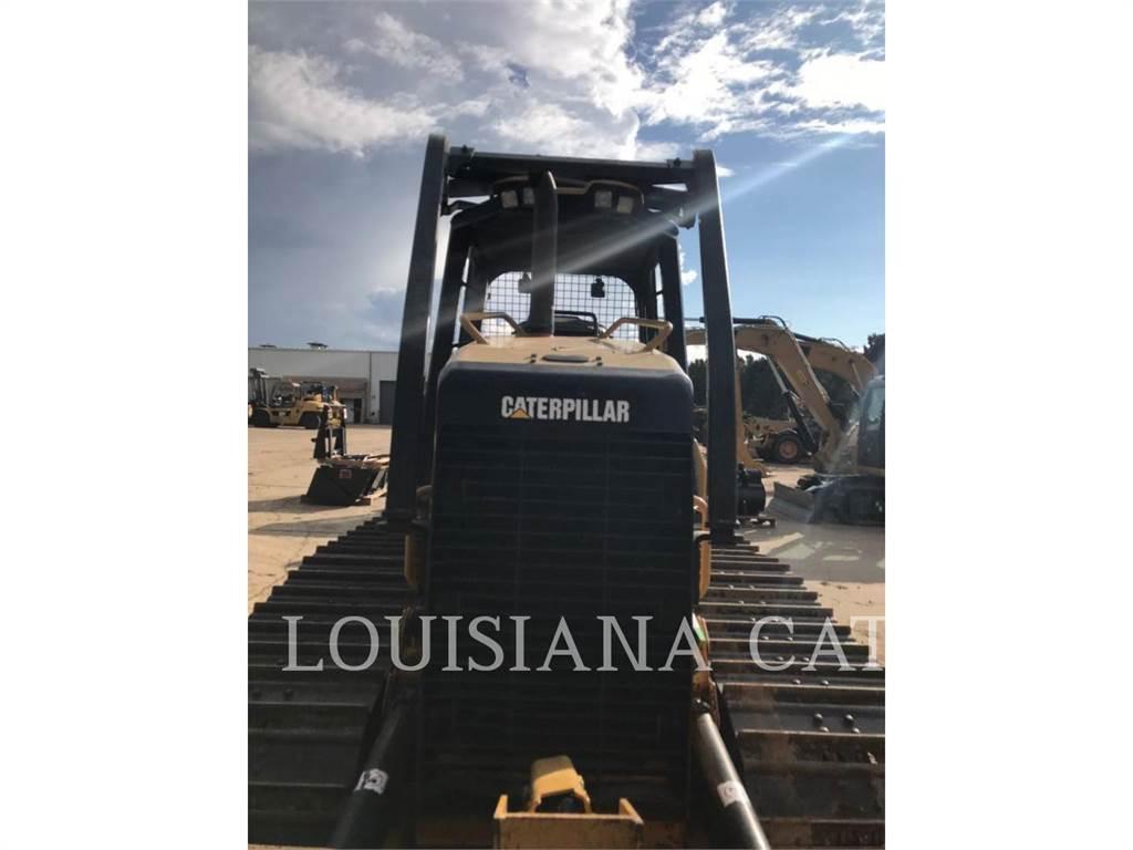 Caterpillar D4K2LGP, Tratores de rastos, Equipamentos Construção
