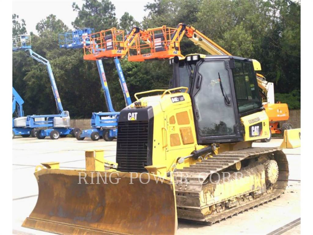 Caterpillar D4K2LGP, Bulldozer, Équipement De Construction