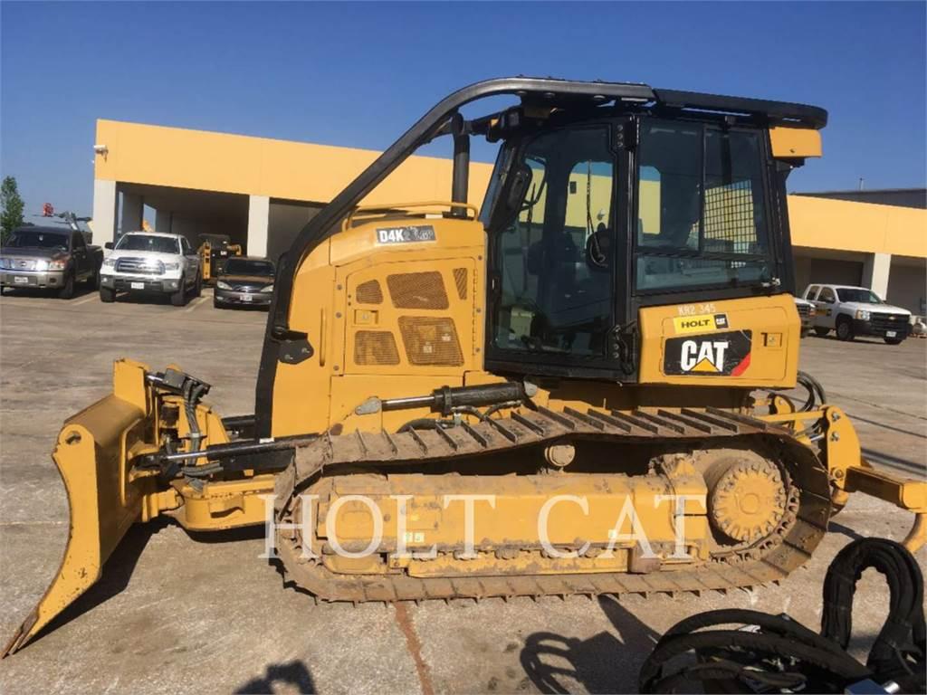 Caterpillar D4K2LGP, Dozers, Construction