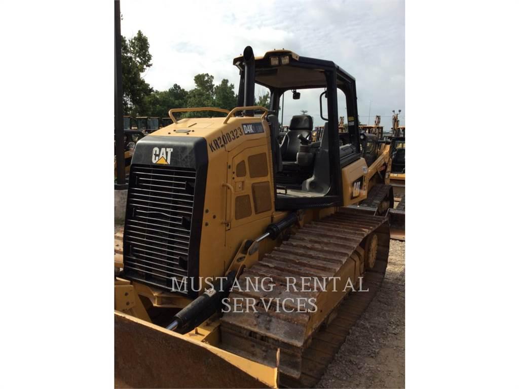 Caterpillar D4K2LGP, Planierraupen, Bau-Und Bergbauausrüstung