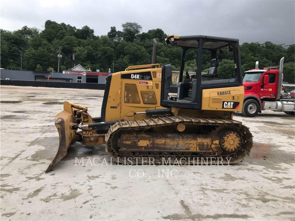 Caterpillar D4K2LGP, Bulldozers, Construcción