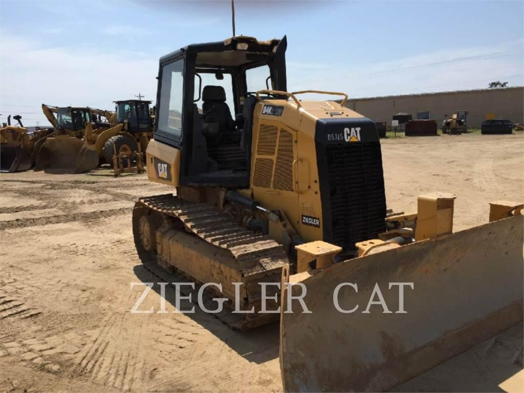 Caterpillar D4K2LGP, Bulldozers, Attrezzature Da Costruzione